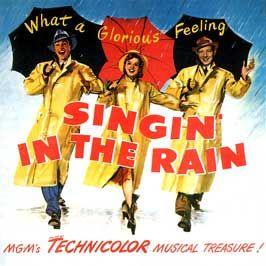 Singin in the rain crs