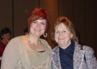Kimberly Willis Holt & Debbi Maddy
