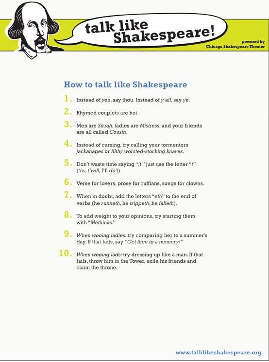 TalkLikeShakespeare_Top10
