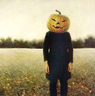 JamieWyeth_Pumpkinhead_selfportrait