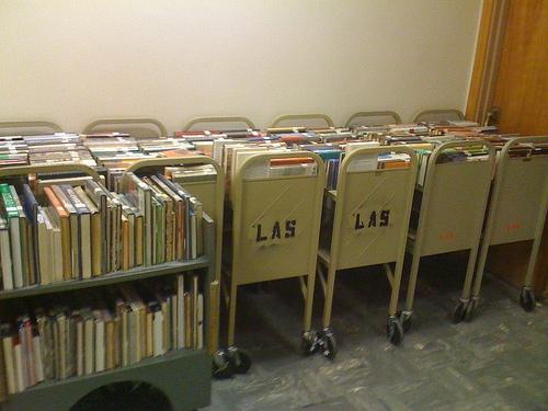 Bookcarts