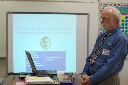 PostJohn Sheridan ESU - William Allen White Presentation
