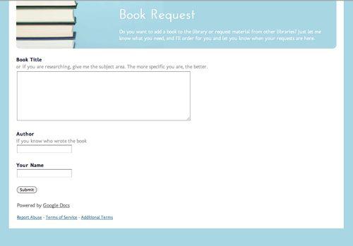 BookRequest