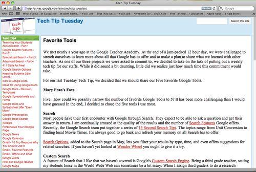 TechTipTuesday