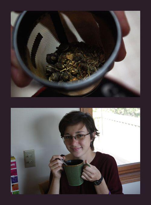 Teapanel