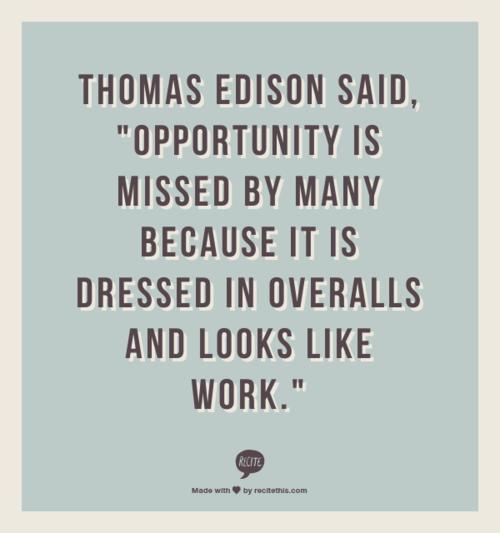 Edison-quote