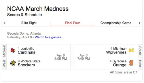 NCAAMarchMadness
