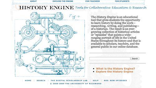 HistoryEngine