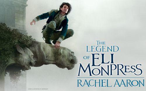TheLegendofEliMonpress-RachelAaron