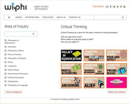 OpenAccessPhilosophy