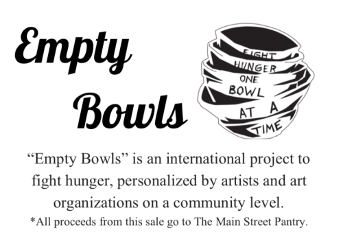 Empty Bowls Screen Shot